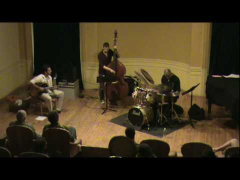 Assaf Kehati Trio w/ Billy Hart in Baltimore-Long Ago and Far Away