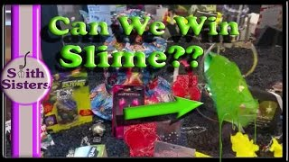😍Slime Kit In The Claw Machine? (6 Game Room Crane Prize Wins)😜
