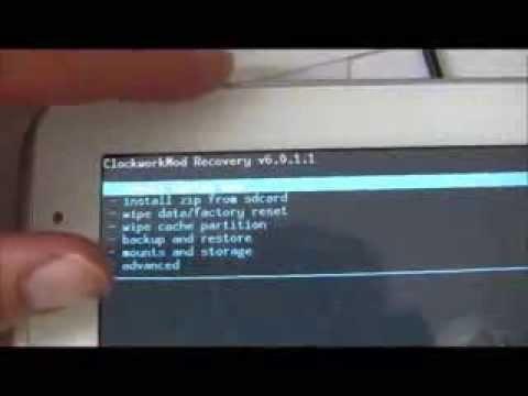 Rooting Samsung Galaxy Tab 2 7 0 'GT P3110'