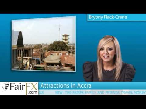 Attractions in Accra