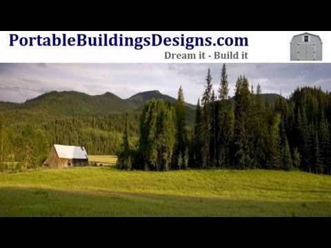 Portable Buildings solve many problems for homeowners. Whether you ...
