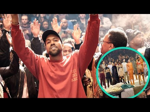 'Do Not Be Casual' and 37 Other Reported Rules for Kanye West's Performers