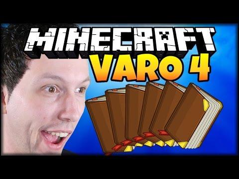UNENDLICH BÜCHER | Minecraft VARO 4 #04