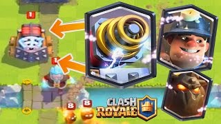 3 NOUVELLES LEGENDAIRES EN VIDEO ! Clash Royale Mise à Jour ! (Gameplay)