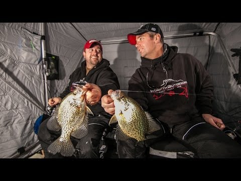 South Dakota Double Header - Perch & Crappie - In-Depth Outdoors TV Season 8, Episode 4