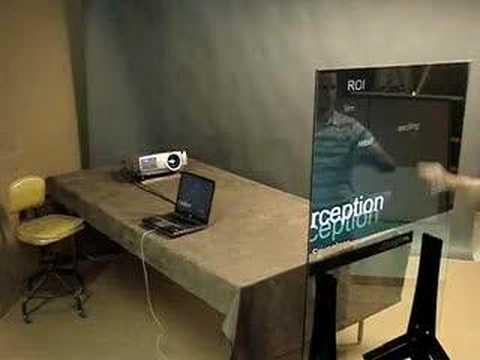 Spyeglass Touch Screen