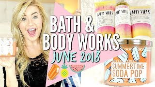 HUGE BATH & BODY WORKS SEMI ANNUAL SALE HAUL!