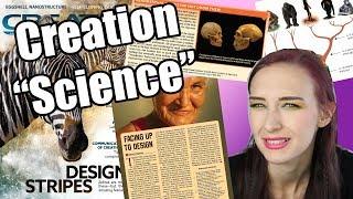 Creation Magazine's Terrible Science
