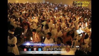 PROPHET BELAY PROPHETIC MESSAGE BY PROPHET BELAY / HOLY TV - AmlekoTube.com