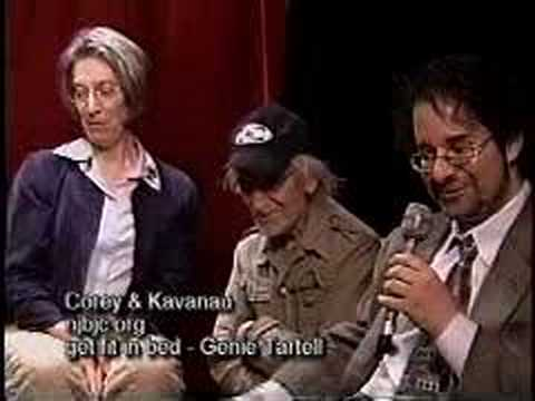 Prof. Irwin Corey and friends Video