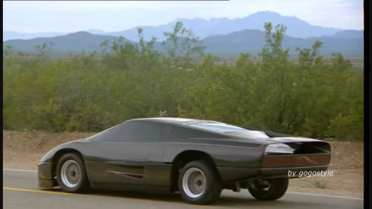 The Wraith Dodge M4S Turbo Interceptor - YouTube