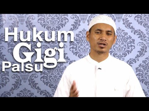 Serial Fikih Islam 2 - Episode 23: Hukum Gigi Palsu - Ustadz Abduh Tuasikal