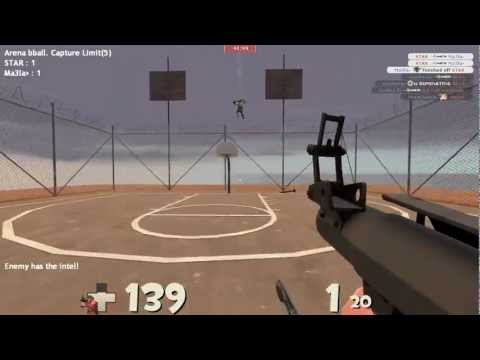 Team Fortress BBall: TF2 [Commentary] MGE Training