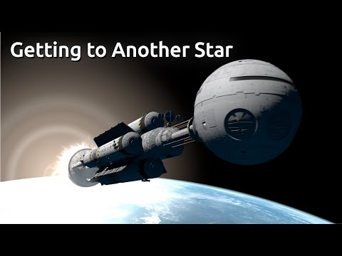 Getting to Another Star