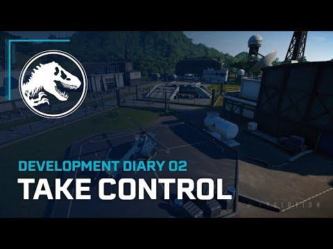 Dev Diary: Take Control