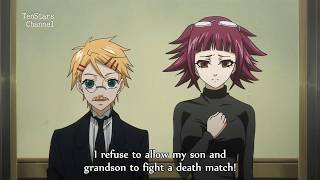 The End of Kuroshitsuji ( Black Butler ) + English Subtitles