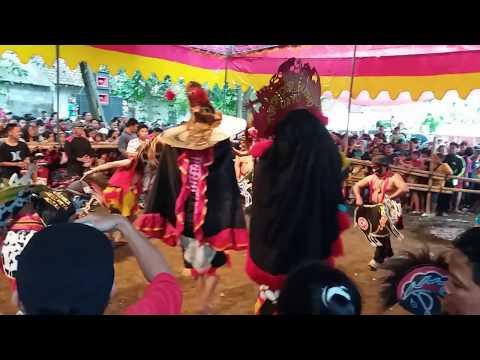Ceburrr!!! Jathilan Turonggo Mudho Dayu NDADI di Gorongan