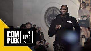 Virgil Abloh's Already Had an Explosive 2018