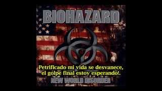 Watch Biohazard End Of My Rope video