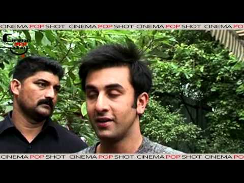 Ranbir Kapoor On The Sets Of Zee TVs Hitler Didi!