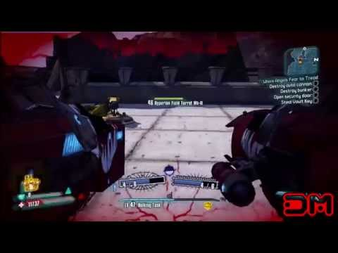 Borderlands 2 : Quick Level Up Thousand Cuts