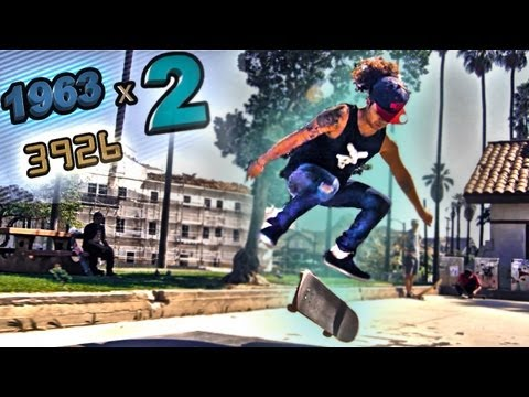 Level 99 Skater