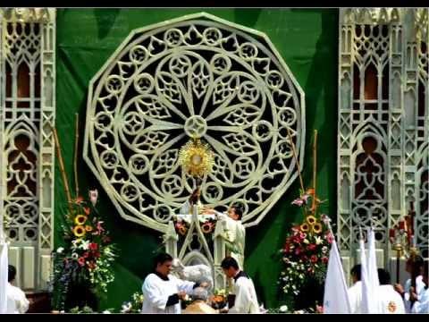 Fiesta de Corpus Christi en el Seminario de Guadalajara