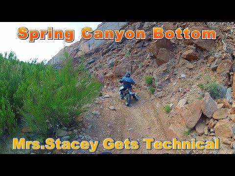 Moab - Spring Canyon Bottom  pt.2