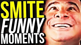 THAT'S A LOTTA DAMAGE! - SMITE FUNNY MOMENTS