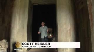 Cambodia's Angkor Wat gives up its secrets