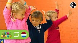 Kinderliedjes | Kinderdagverblijf | NON STOP | IN DE MANESCHIJN | Minidisco | DD Company