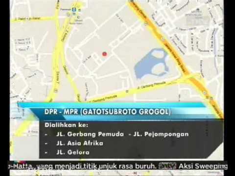 TOPIK SIANG ANTV Live Report