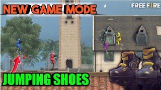 FREEFIRE UPDATE- NEW GAME MODE ( TEASER ) , JUMPING SHOES, STOCK GRIP & NEW GUN COMING SOON....