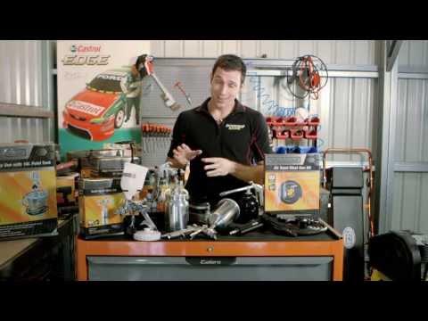 Blackridge Air Tool Range - Part 2