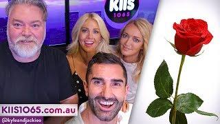 Ali & Taite, The Bachelorette 2018 | KIIS1065, Kyle & Jackie O
