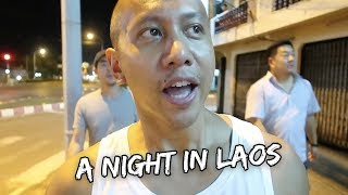 GETTING LOST IN LAOS (VIENTIANE) | Vlog #197
