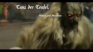 Tanz der Teufel, Hexen und Perchten in Kufstein HD