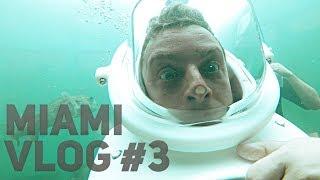 A VÍZ ALATT!    Miami VLOG #3