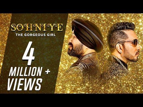 Sohniye - The Gorgeous Girl | Mika Singh & Daler Mehndi | Latest Punjabi Video S