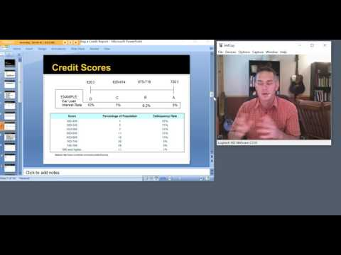 BADM 280: How to read a Credit Report
