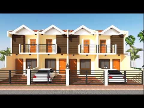 Small house designs compilation interior design blogs for Two storey apartment design