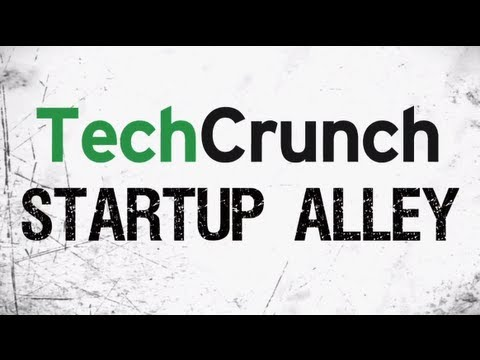 TechCrunch Disrupt: Startup Alley