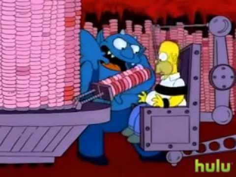 Homer's Donut Hell