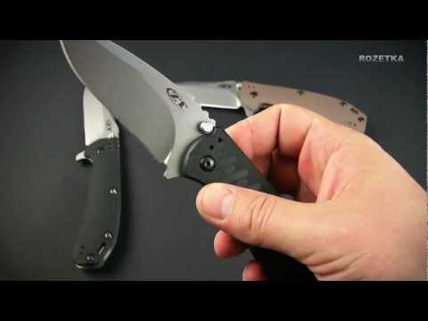Ножи Zero Tolerance ZT0550 и ZT0560 Hinderer