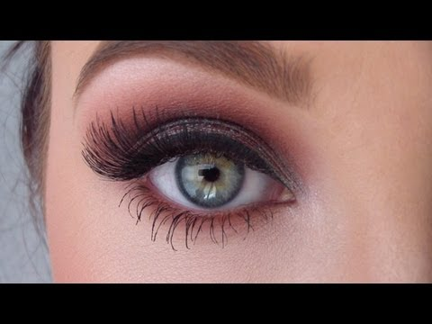CLUBBING MAKEUP TUTORIAL   Jaclyn Hill