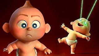 Les INDESTRUCTIBLES 2 Bande Annonce VF ✩ Animation, Famille - 2018