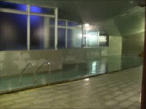 混浴温泉・北海道・定山渓グランドホテル