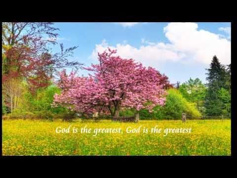 Beautiful  Adhan, islamic call to prayer, incredible voice