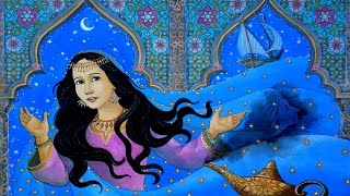 🎤Contos das Mil e Uma Noites: A Estória de Sherazade (O Início)