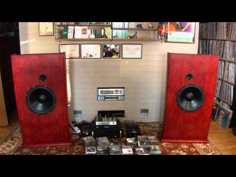 MANZANITA ULTRA OPEN BAFFLE SPEAKER (DIY), GURF MORLIX PART1